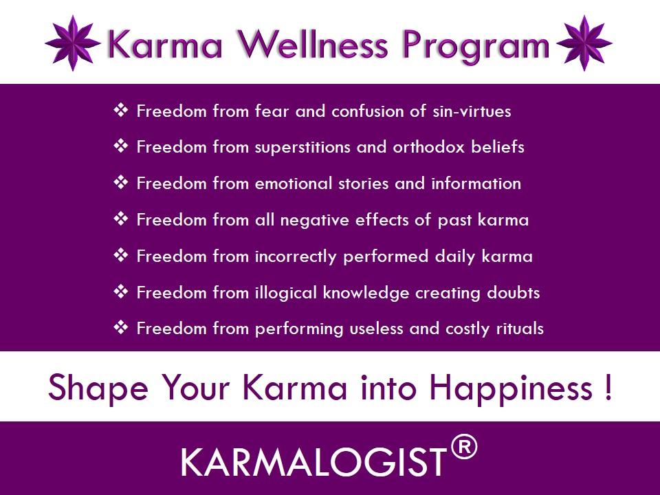 Karma counselling by vijay batra karmalogist