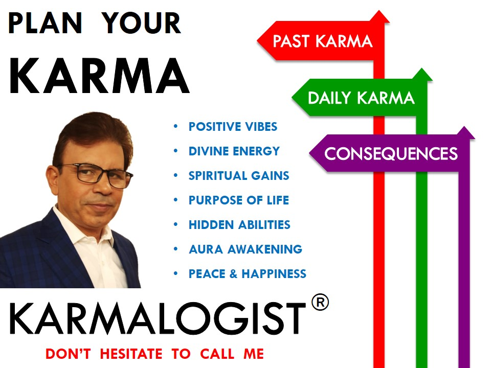 PLAN YOUR KARMA WITH KARMALOGIST -  karma counselling