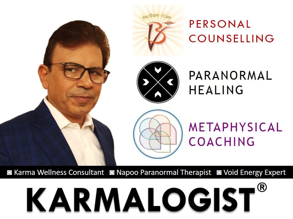 Karmalogist Vijay Batra