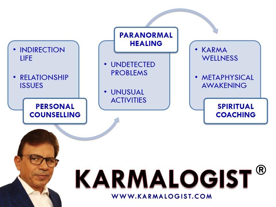 Online counselling - Vijay Batra Karmalogist