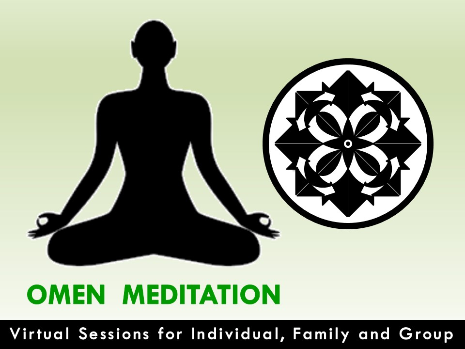 Omen Meditation is specially for those who wants to travel out of the body.