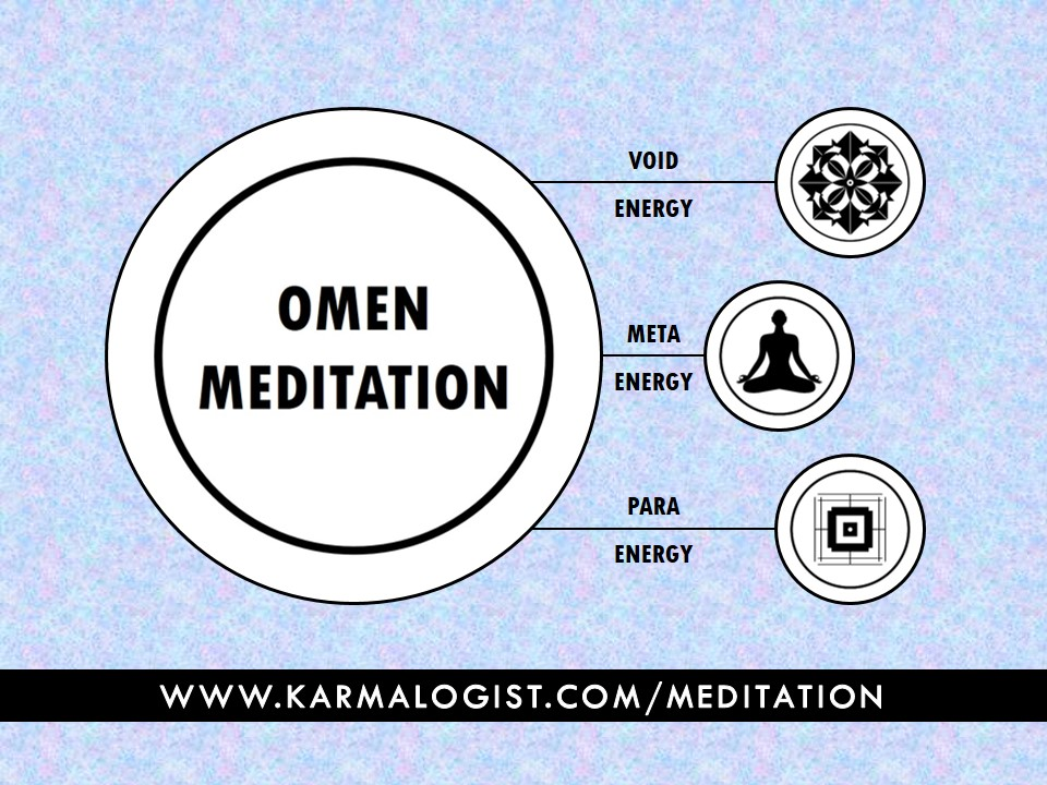 Join Omen Meditation Sessions to experience Void world