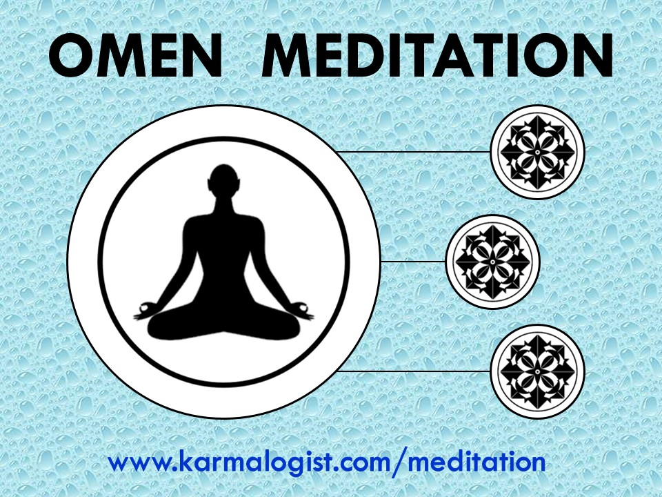 Omen Meditation sessions for individuals, family and groups. Ask for membership