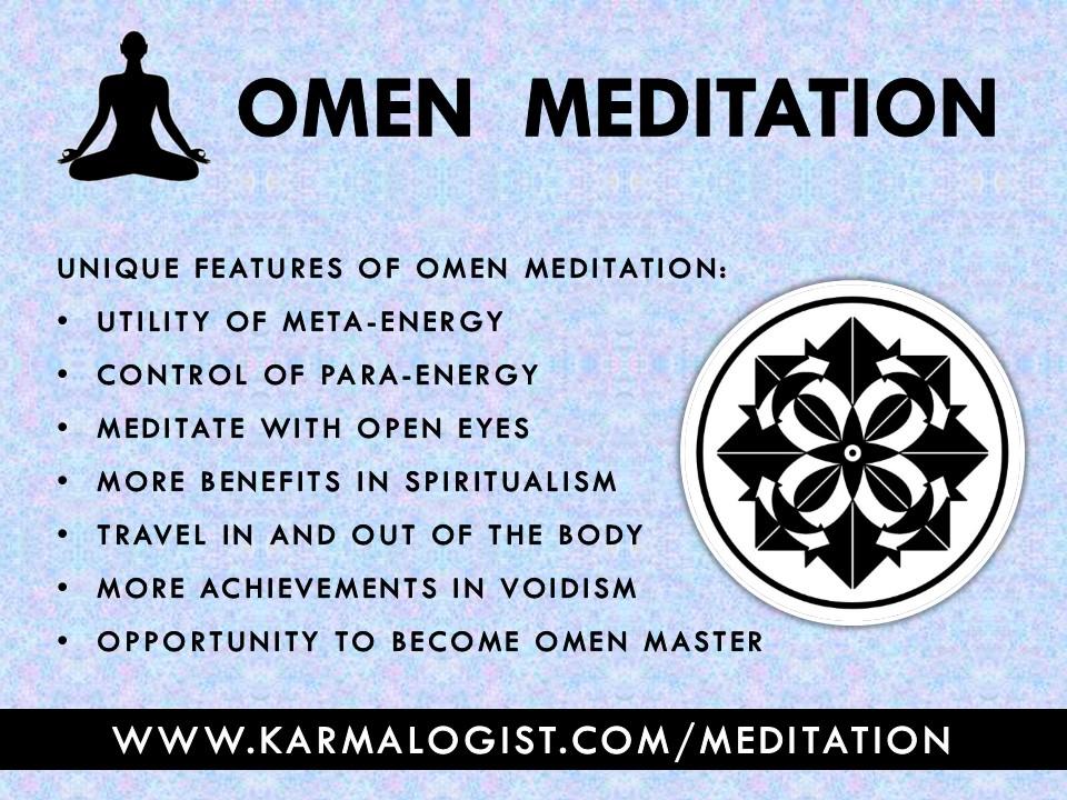 Omen Meditations