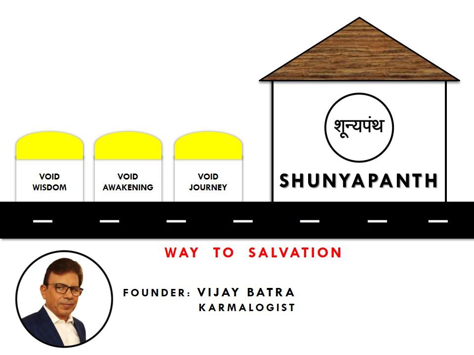 Shunya Panth --  Karmalogist Vijay Batra