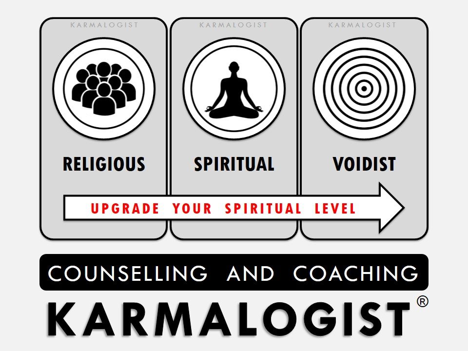 Ask for spiritual counselling and coaching by Karmalogist Vijay Batra