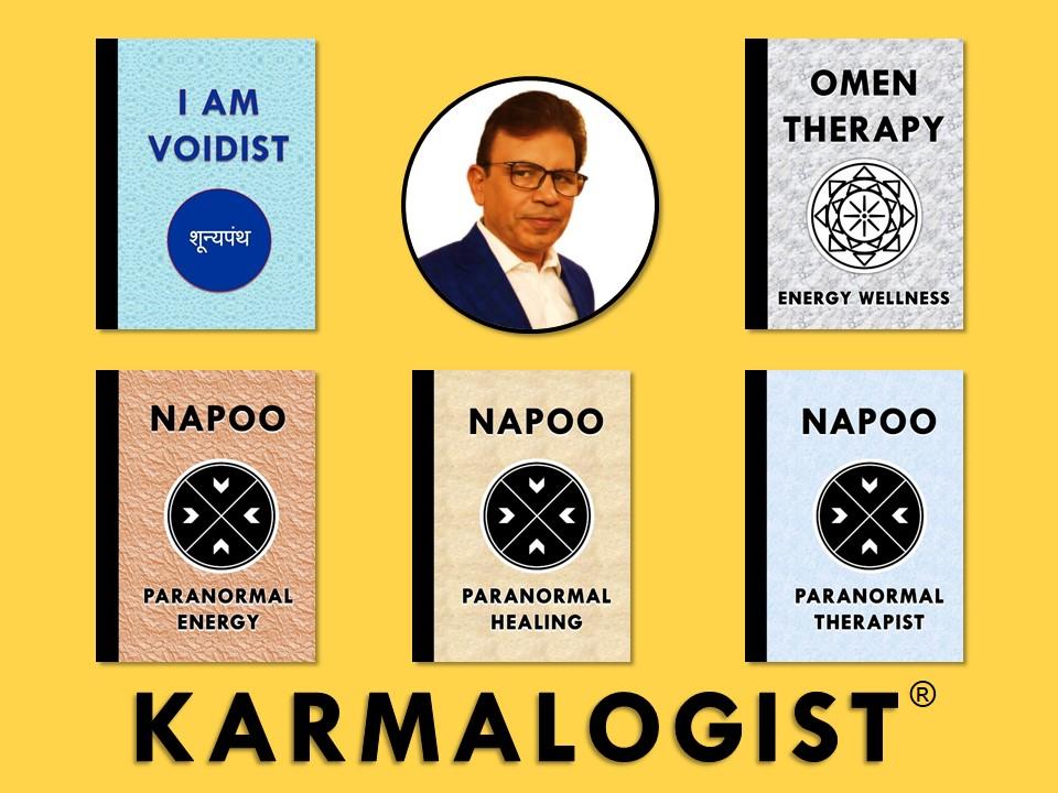 karmalogist books