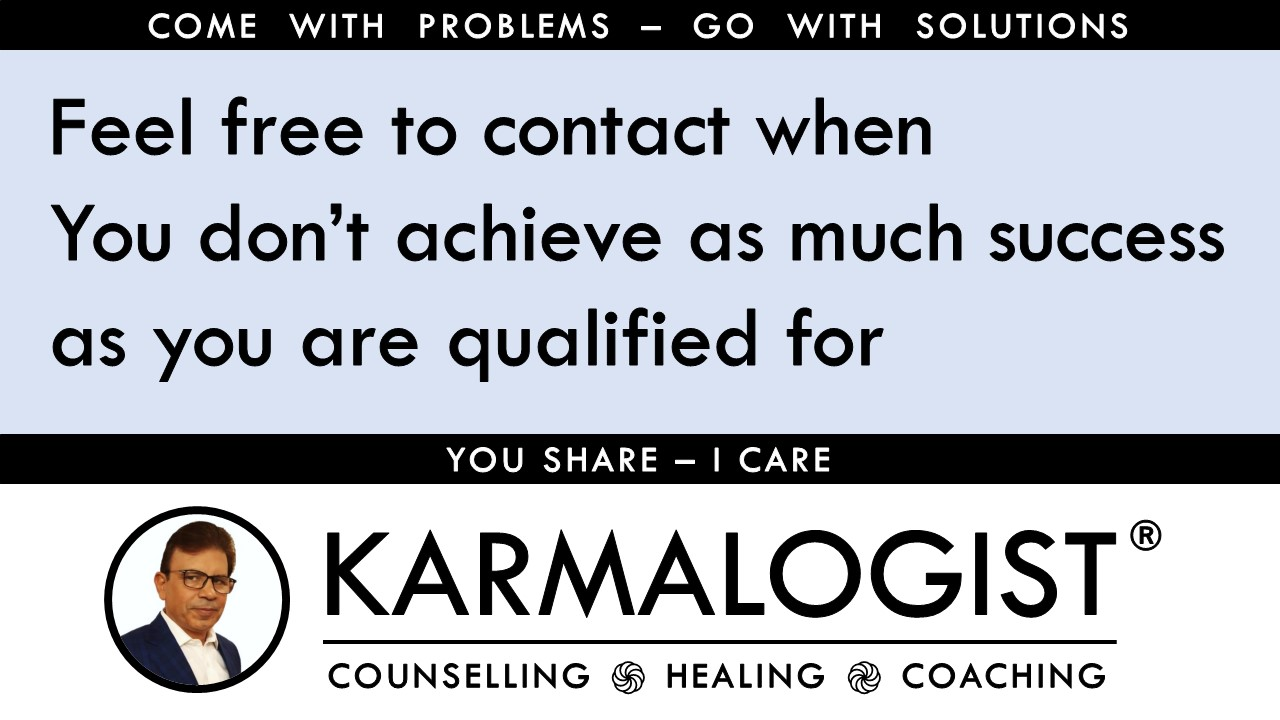 karma counselling by karmalogist
