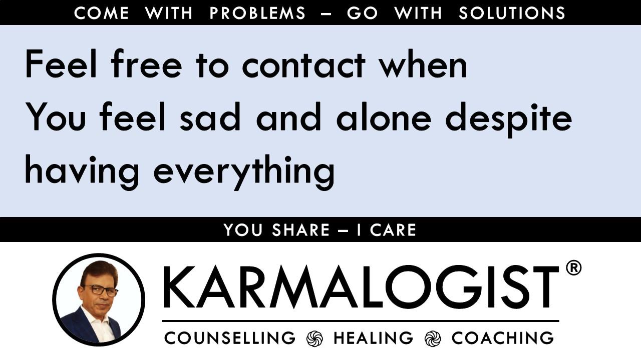 karma counselling
