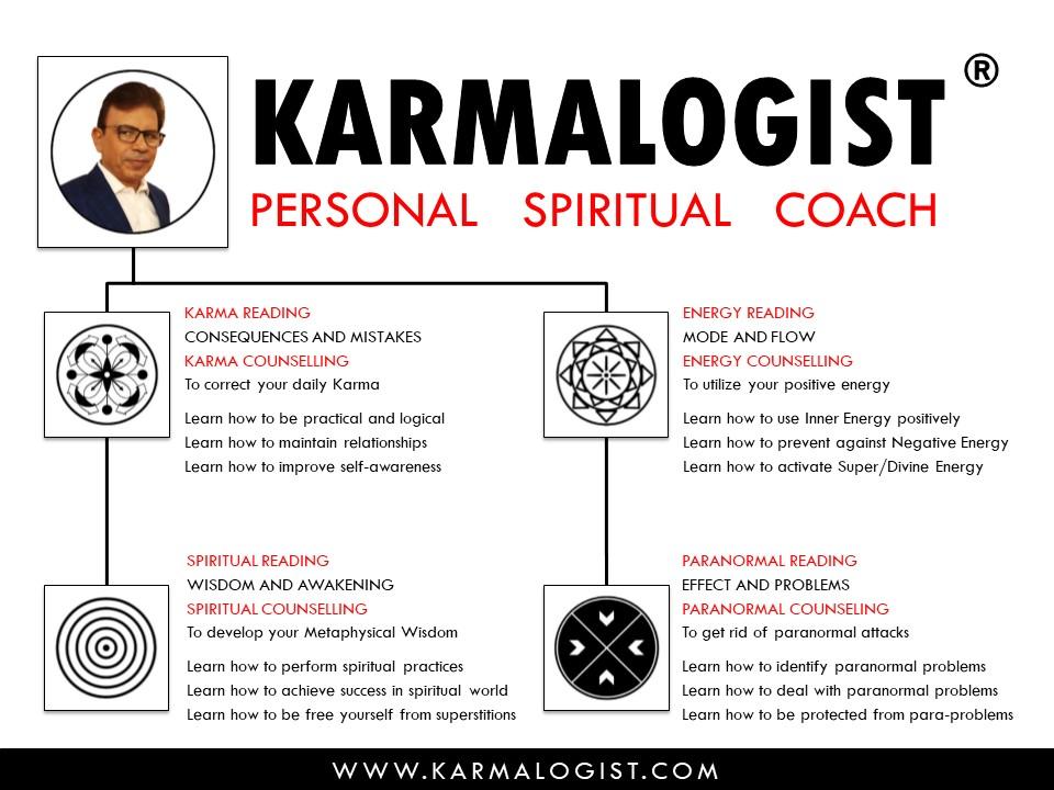 personal spiritual coach - vijay batra karmalogist